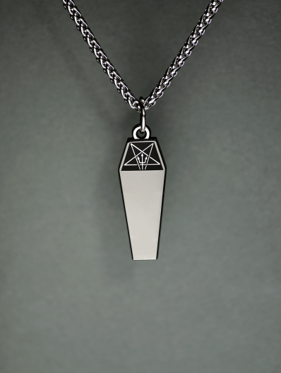 Coffin Medallion - Order of the Trapezoid