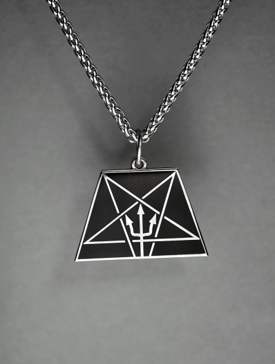 Double Sided Order of the Trapezoid Medallion